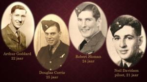 Omgekomen bemanningsleden - Rondleidingen in Beesel